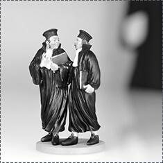 Perigault Avocat - statuettes